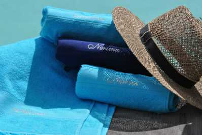 Collection Cap-Ferret - Bulle Turquoise